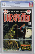 Bronze Age (1970-1979):Horror, Unexpected #152 (DC, 1973) CGC VF/NM 9.0 White pages....
