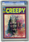 Magazines:Horror, Creepy #41 (Warren, 1971) CGC NM+ 9.6 White pages....