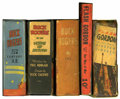 Platinum Age (1897-1937):Miscellaneous, Big Little Books Buck Rogers/Flash Gordon Group (Whitman, 1933-42).... (Total: 5)