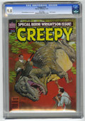 Magazines:Horror, Creepy #113 (Warren, 1979) CGC NM/MT 9.8 White pages....