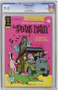 Bronze Age (1970-1979):Humor, Addams Family #1 and 3 CGC File Copy Group (Gold Key, 1974-75)Off-white to white pages.... (Total: 2)