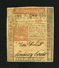"Colonial Notes:Pennsylvania, Pennsylvania April 10, 1775 L5 About New. A wonderfully embossedexample of this popular ""Workhouse"" issue that has bold sig..."