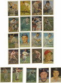 Autographs:Sports Cards, 1957 Topps Baseball Signed Cards Group Lot of 159. Healthy samplingfrom the collector-favorite 1957 Topps Baseball issue is...
