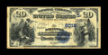 National Bank Notes:Virginia, Purcellville, VA - $20 1882 Value Back Fr. 581 The Purcellville NBCh. # (S)6018. In January 2003 we sold a $5 Value Bac...