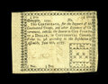 Colonial Notes:Georgia, Georgia June 8, 1777 $1/4 Very Fine-Extremely Fine. This is thefirst example of this elusive denomination that HCAA has han...