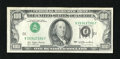 Error Notes:Inverted Third Printings, Fr. 2168-J $100 1977 Federal Reserve Note. Choice AboutUncirculated.. This is a scarce inverted third printing and thefirs...