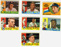 Baseball Cards:Lots, 1960 Topps Baseball Group Lot of 40. Star-driven group from the1960 Topps baseball issue. Highlights include #10 Banks (pa...