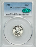 1944 10C MS67+ Full Bands PCGS. CAC....(PCGS# 5051)