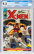 Silver Age (1956-1969):Superhero, X-Men #19 (Marvel, 1966) CGC NM- 9.2 White pages....