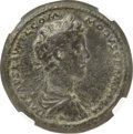 Ancients:Roman Imperial, Ancients: Commodus (AD 177-192). AE medallion (37mm, 46.09 gm, 12h). NGC 4/5 - 3/5, smoothing....