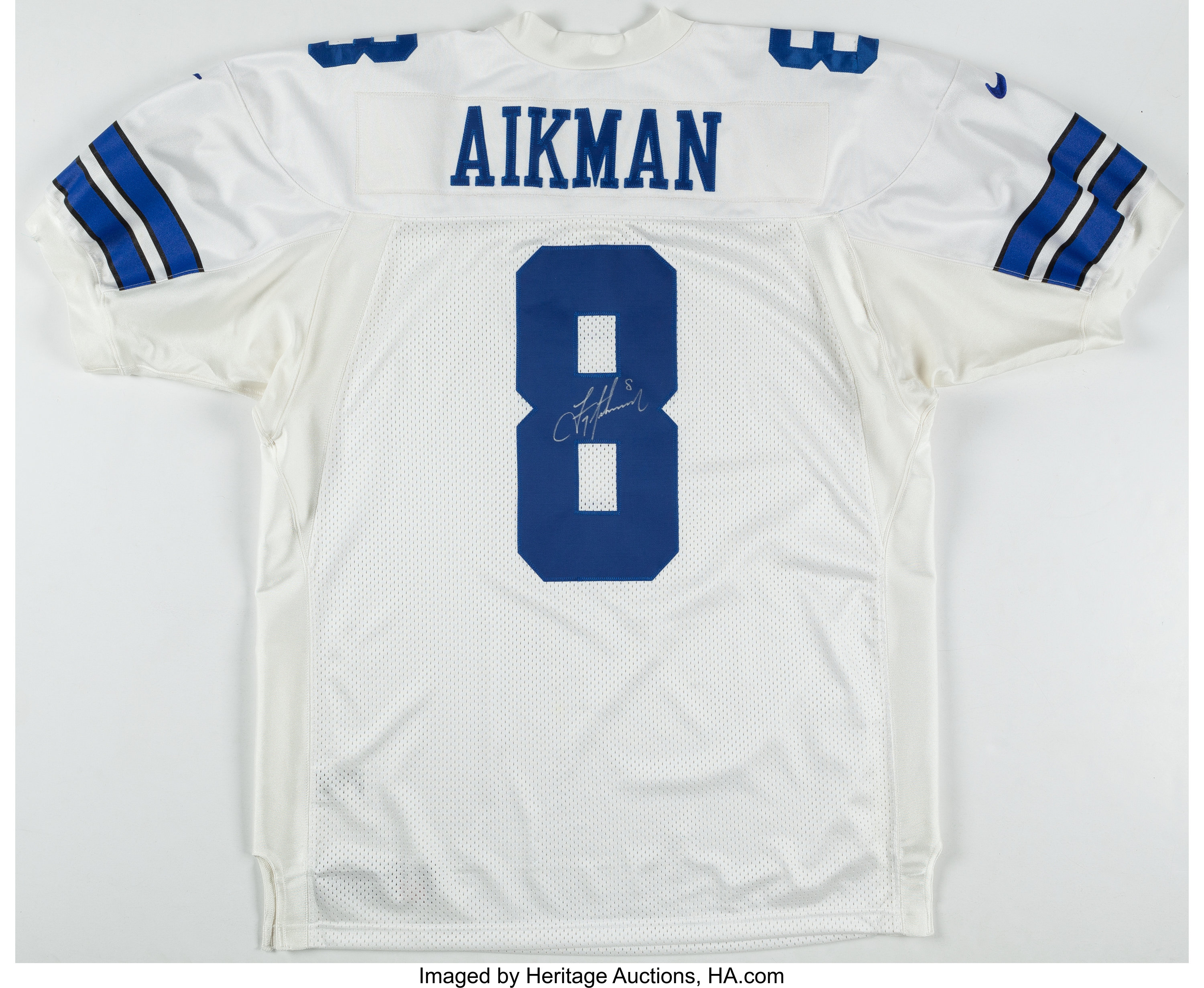 huge selection of a882b 65a06 Troy Aikman Signed Dallas Cowboys Jersey. ... Autographs ...