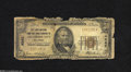 National Bank Notes:Oklahoma, Oklahoma City, OK - $50 1929 Ty. 1 The First NB & TC Ch. # 4862 This heavily worn example spent many long years exposed...