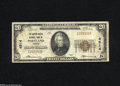 """National Bank Notes:Oregon, Portland, OR - $20 1929 Ty. 1 The United States NB Ch. # 4514 This""""Forbidden Title"""" bank was grandfathered in under th..."""