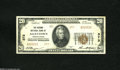 National Bank Notes:Pennsylvania, Allentown, PA - $20 1929 Ty. 2 The Second NB Ch. # 373 Heftymargins are found on this bright $20. There is only one T...