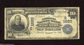 National Bank Notes:Virginia, Staunton, VA - $10 1902 Date Back Fr. 617 The National Valley BankCh. # (S)1620 This makes only the fourth Date Back r...