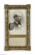 Autographs:U.S. Presidents, President Garfield Assassination Collection Including Bullet Firedat Guiteau...