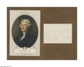 Autographs:U.S. Presidents, Thomas Jefferson Signed Document as President, 1803...