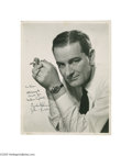 Autographs:U.S. Presidents, Lyndon B. Johnson 1942 Photograph Inscribed and Signed...