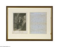 Autographs:U.S. Presidents, Rare 1852 Legal Document Entirely in Abraham Lincoln's Own Hand...