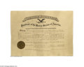 Autographs:U.S. Presidents, Theodore Roosevelt Signed 1906 Presidential Document...