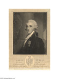 Autographs:Statesmen, Early American Jurists -- Collection of Letters, Engravings...