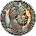 German States, German States: Prussia. Wilhelm I Proof 2 Thaler 1871-A PR64 CameoPCGS,...