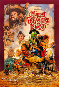 """Movie Posters:Comedy, Muppet Treasure Island & Other Lot (Buena Vista, 1996). Rolled,Very Fine+. One Sheets (3) (27"""" X 40"""") DS, Drew Struzen Artw...(Total: 3 Items)"""