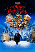 "Movie Posters:Comedy, The Muppet Christmas Carol & Other Lot (Buena Vista, 1992). Rolled, Very Fine-. One Sheets (2) (27"" X 41"" & 27"" x 40"") DS. D... (Total: 2 Items)"
