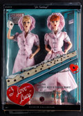 """Movie Posters:Miscellaneous, Barbie Pink Label Collection: """"I Love Lucy"""" (Mattel, 2008). DisplayBox (9.5"""" X 13"""" X 3.5""""). Miscellaneous.. ..."""