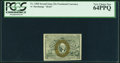 Fractional Currency:Second Issue, Fr. 1284 25¢ Second Issue PCGS Very Choice New 64PPQ.. ...