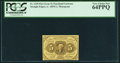 Fractional Currency:First Issue, Fr. 1230 5¢ First Issue PCGS Very Choice New 64PPQ.. ...