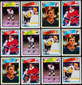 Hockey Cards:Sets, 1988-89 O-Pee-Chee Hockey Complete Sets Trio (3). ...