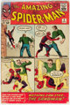 The Amazing Spider-Man #4 (Marvel, 1963) Condition: GD
