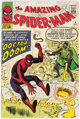 The Amazing Spider-Man #5 (Marvel, 1963) Condition: VG-