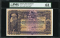 Ethiopia Bank of Ethiopia 500 Thalers 1.5.1932 Pick 11 PMG Choice Uncirculated 63