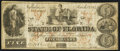 Obsoletes By State:Florida, Tallahassee, FL- State of Florida $5 Mar. 1, 1864 Cr. 34 Fine.. ...