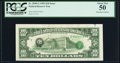 Error Notes:Third Printing on Reverse, Third Printing on Back Error Fr. 2030-G $10 1993 Federal Reserve Note. PCGS About New 50.. ...