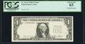 Error Notes:Missing Third Printing, Missing Third Printing Error Fr. 1913-J $1 1985 Federal Reserve Note. PCGS Choice New 63.. ...