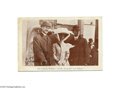 Autographs:Celebrities, Autographed Vintage Post Card of Orville Wright...