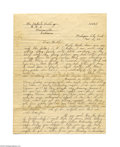 Autographs:Celebrities, John Dillinger -- an Exceptionally Rare Piece of CriminalHistory...