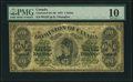 Canadian Currency, DC-8h $1 1.6.1878 PMG Very Good 10.. ...