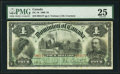 Canadian Currency, DC-16 $4 2.7.1900 PMG Very Fine 25.. ...