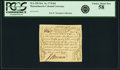 Colonial Notes:Massachusetts, Massachusetts October 16, 1778 8d PCGS Choice About New 58.. ...