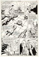 Curt Swan and Frank Chiaramonte Action Comics #514 Story Page 11 Original Art (DC, 1980)