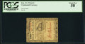 Colonial Notes:Continental Congress Issues, Continental Currency February 17, 1776 $1/2 PCGS About New 50.. ...