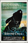 """Movie Posters:Animation, Watership Down (Avco Embassy, 1978). Folded, Very Fine-. One Sheet(27"""" X 41"""") & Uncut Pressbook (12 Pages, 11"""" X 17""""). Anim...(Total: 2 Items)"""