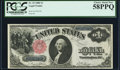 Fr. 35 $1 1880 Legal Tender PCGS Choice About New 58PPQ