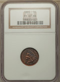 Proof Indian Cents: , 1883 1C PR67 Red and Brown NGC. NGC Census: (5/0). PCGS Population: (5/0). Mintage 6,609. ...