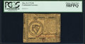 Colonial Notes:Continental Congress Issues, Continental Currency May 10, 1775 $8 PCGS Choice About New 58PPQ.. ...