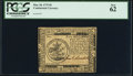 Colonial Notes:Continental Congress Issues, Continental Currency May 10, 1775 $5 PCGS New 62.. ...